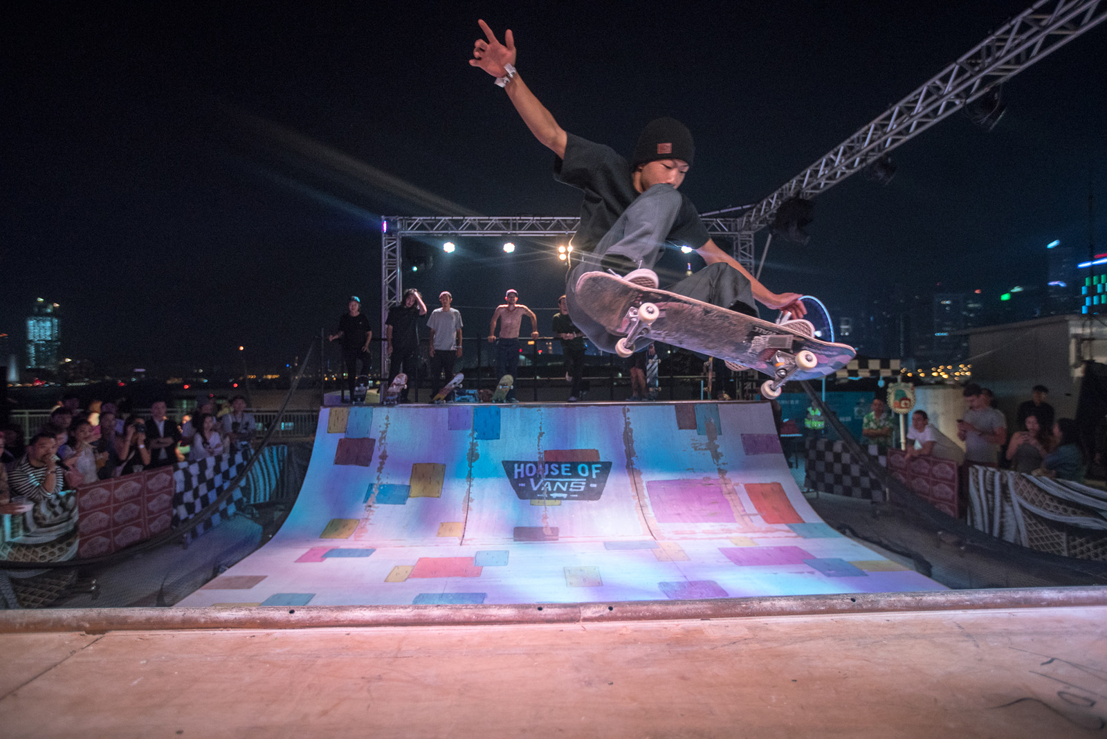 HOUSE OF VANS ASIA TOUR - SKATE TEAM RECAP