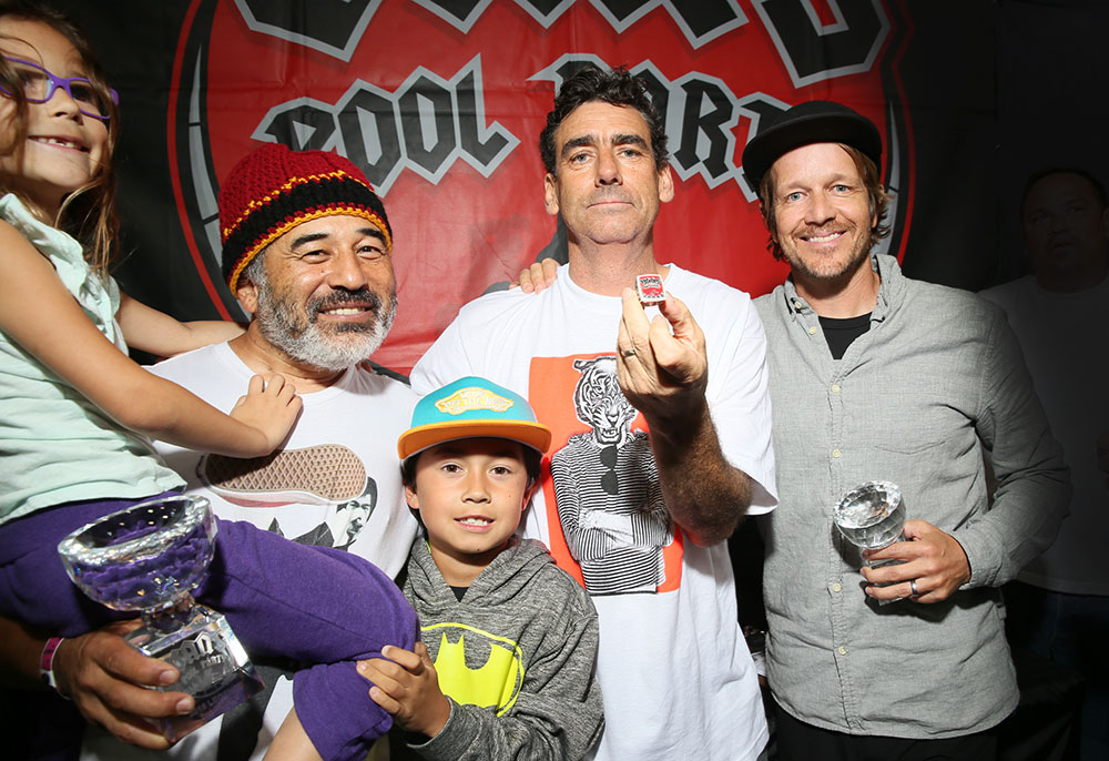 LANCE MOUNTAIN AND PEDRO BARROS CLAIM VICTORIES AT 12TH ANNUAL VANS POOL PARTY