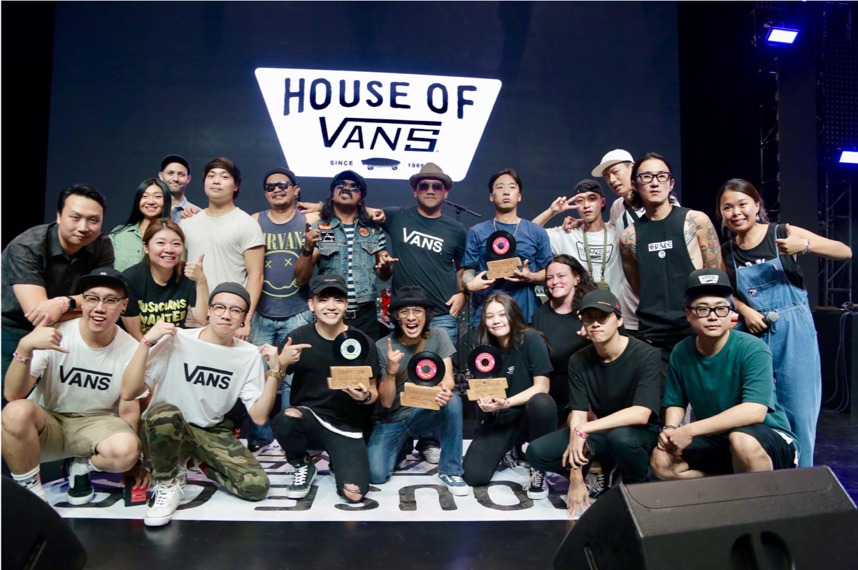 VANS AWARDS SEASONS FOR CHANGE AS THE WINNER OF 2018 VANS MUSICIANS WANTED COMPETITION