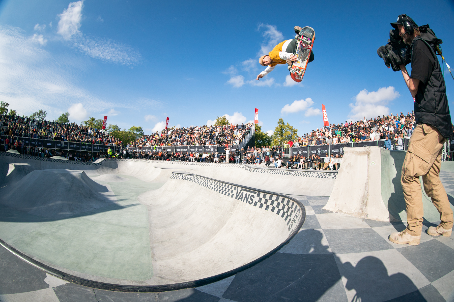 VANS PARK SERIES ANNOUNCES 2019 PRO TOUR SEASON