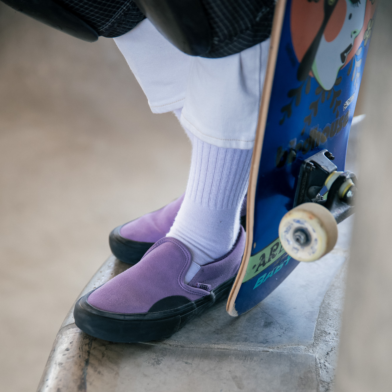PRO SKATER LIZZIE ARMANTO LAUNCHES NEW VANS SKATE FOOTWEAR AND APPAREL COLLECTION