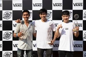 KIATTICHAI WANITSAKUL 贏得 VANS BMX 職業杯系列新加坡站