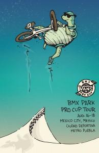 2019年VANS BMX PRO CUP系列PRO TOUR將登陸墨西哥