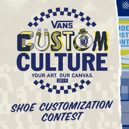 Vans 推出首個 Global Custom Culture 鞋款比賽讓全球藝術家表達創意
