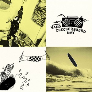 VANS CHAMPIONS CREATIVE EXPRESSION WITH THE LAUNCH OF VANS CHECKERBOARD DAY