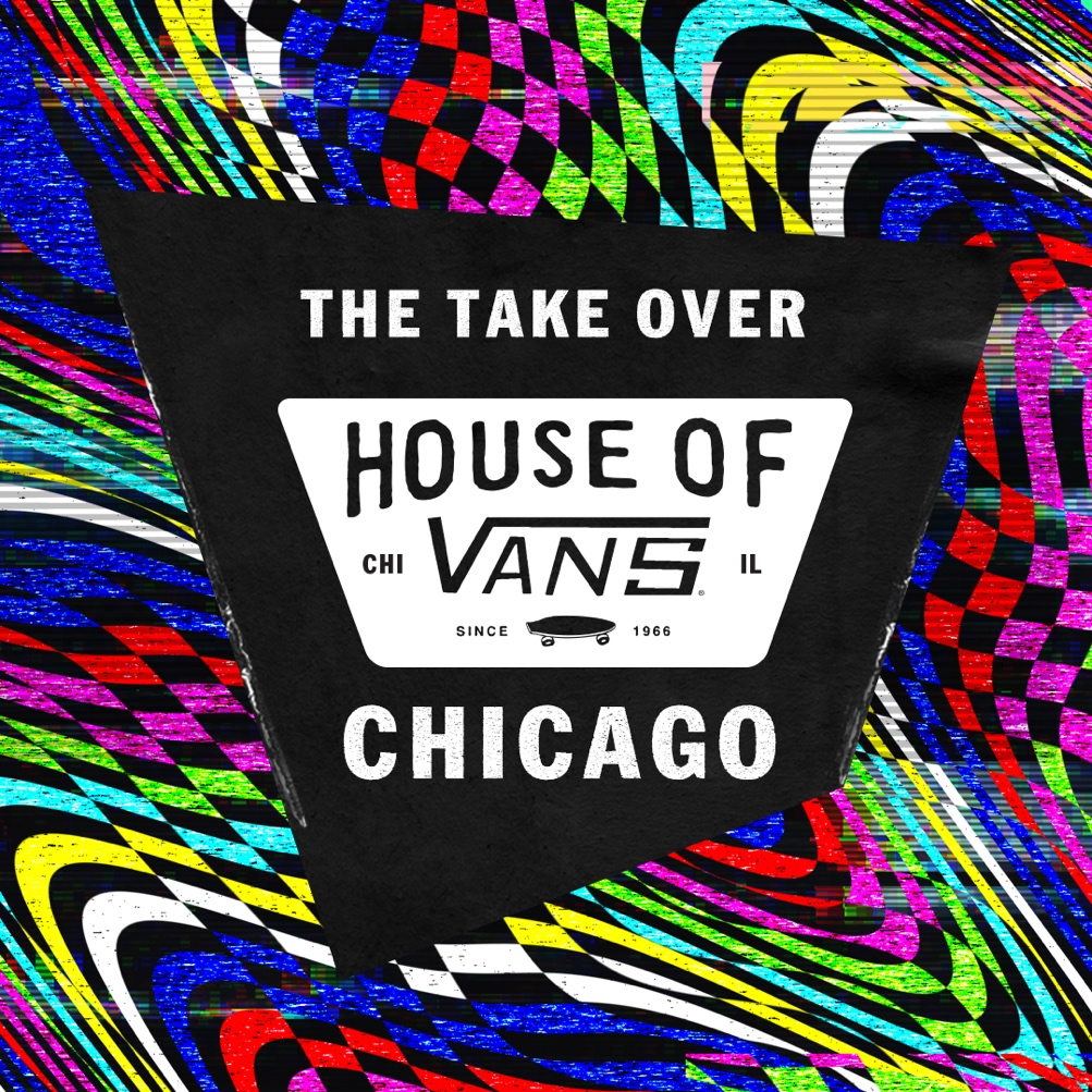 "VANS MUSICIANS WANTED ASIA-PACIFIC WINNERS HEAD TO HOUSE OF VANS CHICAGO FOR ""THE TAKE OVER"""