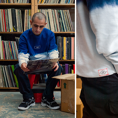 INTRODUCING VANS' LATEST ELEVATED APPAREL CAPSULE: VANS2K