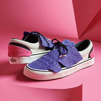 VANS ORIGAMI PACK DELIVERS FRESH TAKE ON ERA AND CLASSIC SLIP-ON