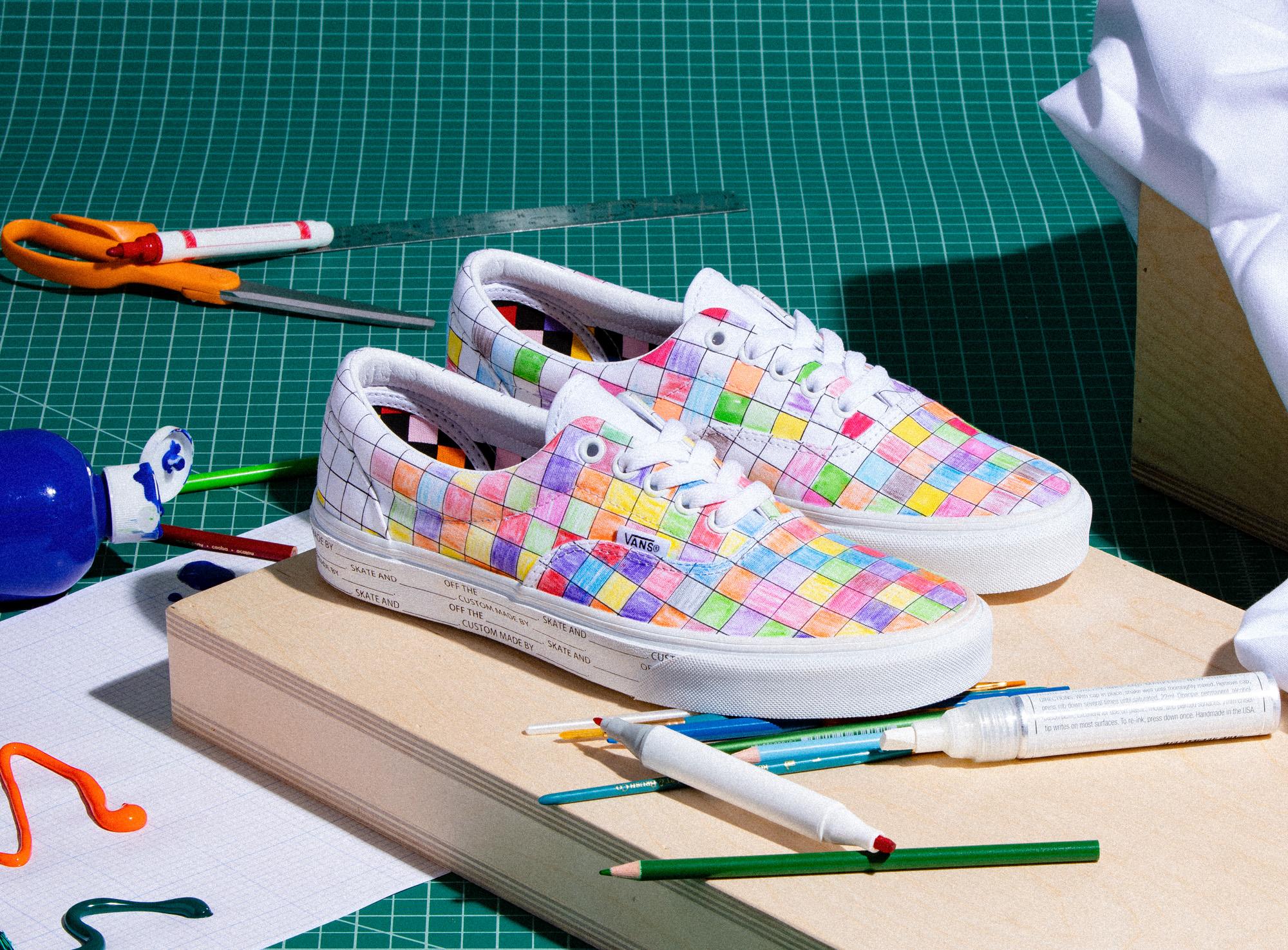 Vans Sparks Creativity with U-Color